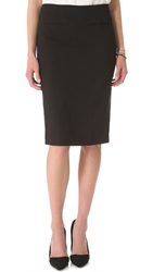 Bop Basics Pencil Skirt Black