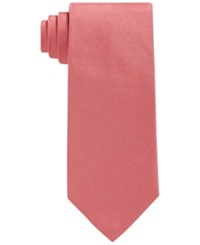 Brooks Brothers Repp Solid Tie Pink