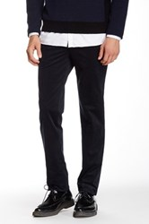 The Kooples Corded Slim Pant Blue