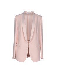 Biancoghiaccio Suits And Jackets Blazers Women Black