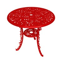 Seletti Industry Garden Table Red