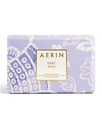 Aerin Beauty Limited Edition Lilac Path Soap Bar