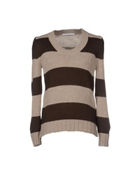 Relive Sweaters Beige