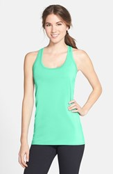 The North Face Women's 'T Lite' Racerback Tank Surf Green