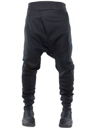 Demobaza Concentrate Modal And Wool Neoprene Pants