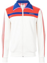 Adidas 'Nj' Sweatshirt White