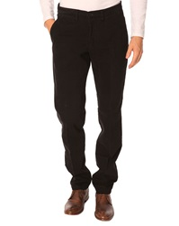New Man Pharman Black Trousers