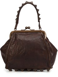 Campomaggi Mini Doctor Bag Brown