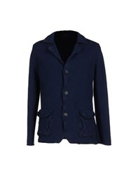 Spina Suits And Jackets Blazers Men Dark Blue