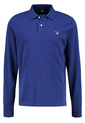 Gant Polo Shirt Persian Blue