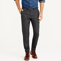 J.Crew Bowery Slim Pant In Herringbone Wool