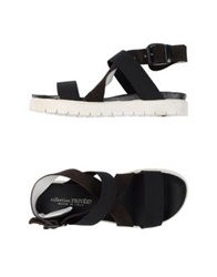 Collection Privee Collection Privee Sandals Black