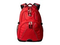 High Sierra Swerve Backpack Crimson Black Backpack Bags Red