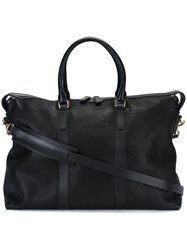Mismo 'Mission' Holdall Black
