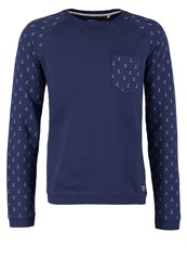 Tom Tailor Denim Sweatshirt Cosmos Blue