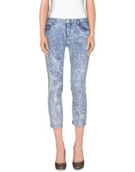 Nellandme Denim Denim Trousers Women