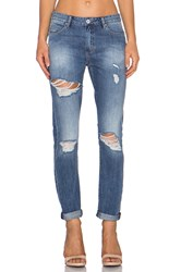 Neuw Sister Ray Distressed Boyfriend Reducer