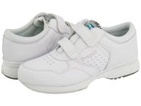 Propet Life Walker Strap Medicare Hcpcs Code A5500 Diabetic Shoe White Men's Hook And Loop Shoes