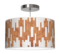 Jefdesigns Tile 1 Pendant Light