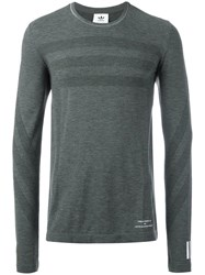 Adidas By White Mountaineering Jumper Grey