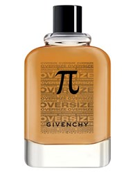 Givenchy Pi Eau De Toilette 5.07 Oz. No Color
