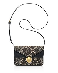 Anne Klein Diana Crossbody Black Lace