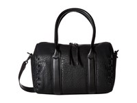 French Connection Faye Satchel Black Satchel Handbags