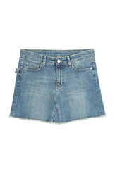 Zadig And Voltaire Denim Skirt