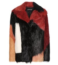 Tom Ford Fur Jacket Multicoloured