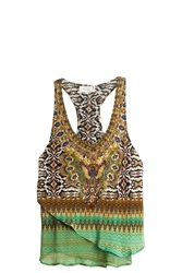 Camilla Double Layer Tank Top