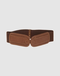 Hoss Intropia Belts Khaki