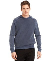Kenneth Cole Reaction Pullover Hoodie Iris