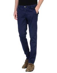 Havana And Co. Trousers Casual Trousers Men Dark Blue
