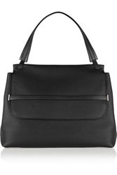 The Row Textured Leather Tote