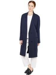 Christophe Lemaire Cool Wool Gabardine Coat