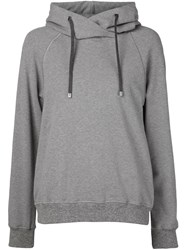 Capobianco Loose Fit Hoodie Grey