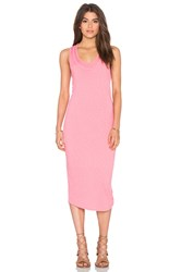 Nation Ltd. Merrill Tank Dress Pink