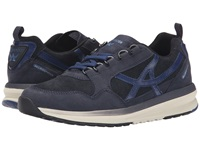 Allrounder By Mephisto Kalibra Dark Blue G Nubuck O Suede Women's Lace Up Casual Shoes Black