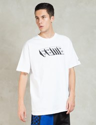 Hall Of Fame White Vamp T Shirt
