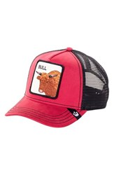 Goorin Bros. Men's Goorin Brothers 'Animal Farm Bull' Mesh Trucker Hat