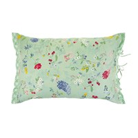 Pip Studio Hummingbirds Light Green Pillowcase Pair