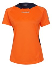 Hummel Team Player Training Kit Shocking Orange
