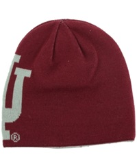 Top Of The World Indiana Hoosiers Say What Reversible Knit Hat Crimson