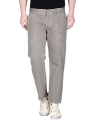 Messagerie Denim Pants Light Grey