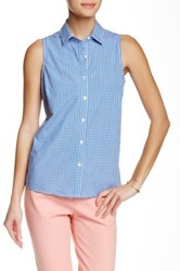 J.Mclaughlin Sleeveless Savannah Shirt Multi