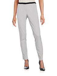 T Tahari Ilana Pants Grey Black