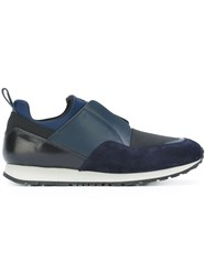 Tod's Slip On Sneakers Blue