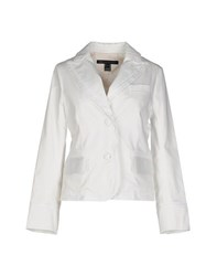 Marc By Marc Jacobs Suits And Jackets Blazers Women White
