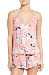 Minkpink Women's 'Field Of Dreams' Floral Camisole