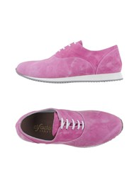 Cl Factory Footwear Low Tops And Trainers Women Light Purple